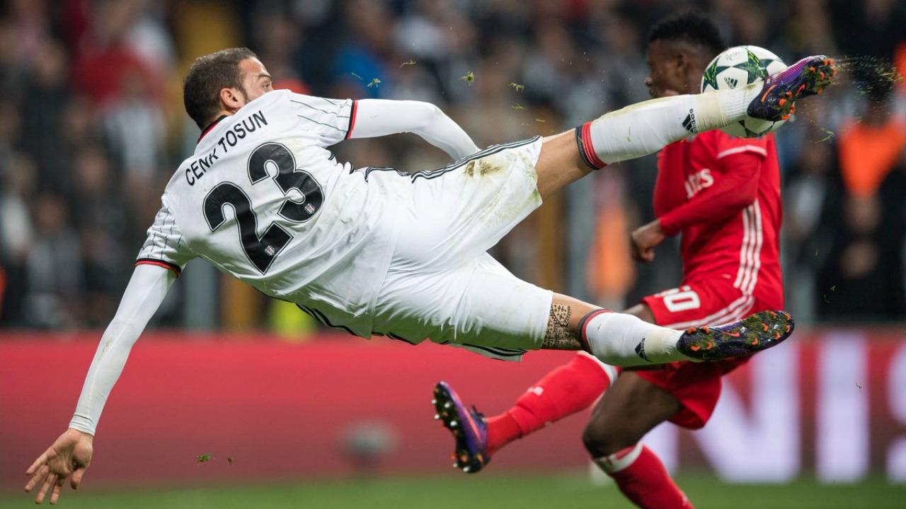 Besiktas Launch A Furious Three-Goal Comeback Beginning
