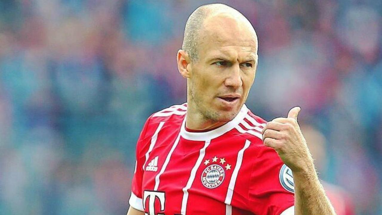 Arjen Robben Top Five Goals For Bayern Munich