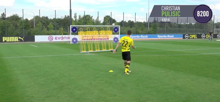 Pulisic Fifa 18