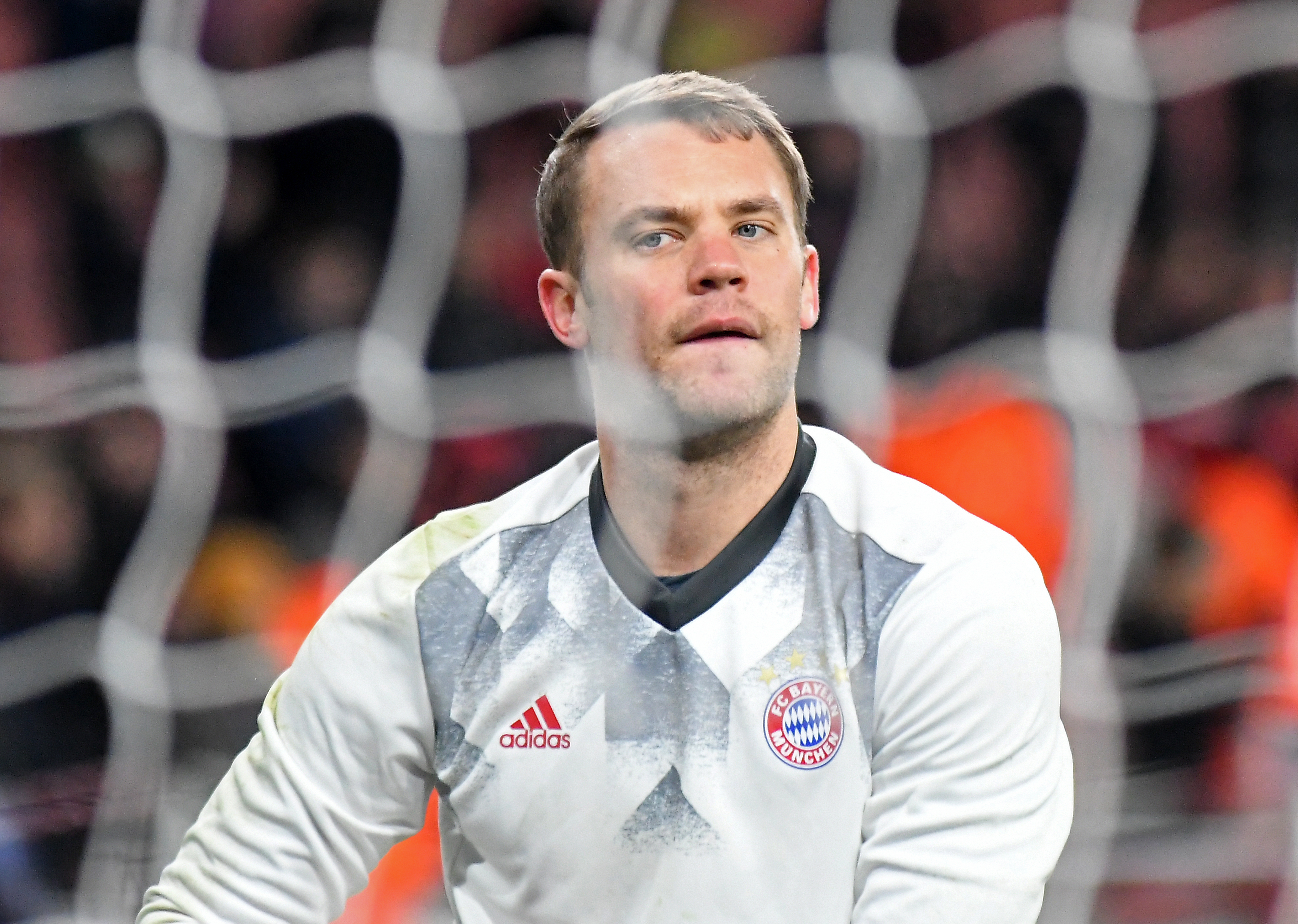 61b8e48ddaa Amazing Manuel Neuer Double Save Didn t Count Because Of Ref