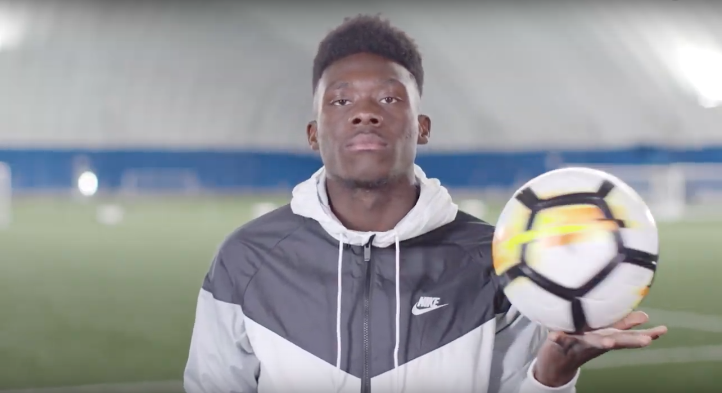 fbe9ecf29b6 Canada Soccer Nike Deal Announced With Inspiring Video