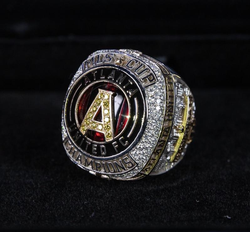 Atlanta United Championship Ring