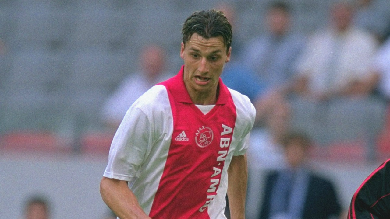 quality design 8e0d6 86f9b Watch: Zlatan Ibrahimovic Ajax Goal Video Vs NAC Breda From 2004