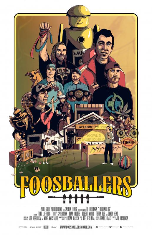 Foosballers Movie