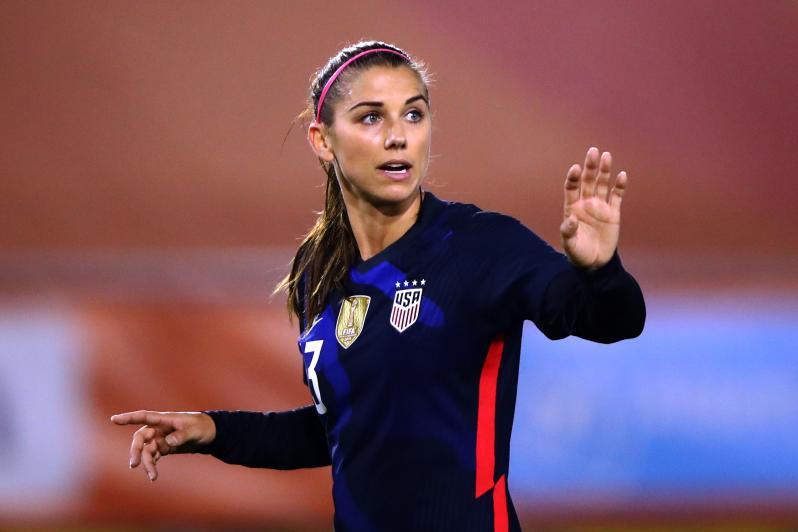 Usa Women's Soccer 2021 Background HD