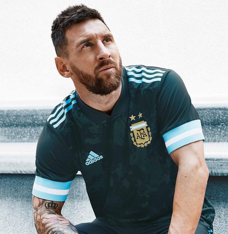 Adidas Soccer Jerseys: New Looks For Germany, Spain, Argentina ...