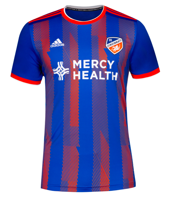 The new FCC 2019 home jersey. Photo  MLSsoccer.com d97124fae