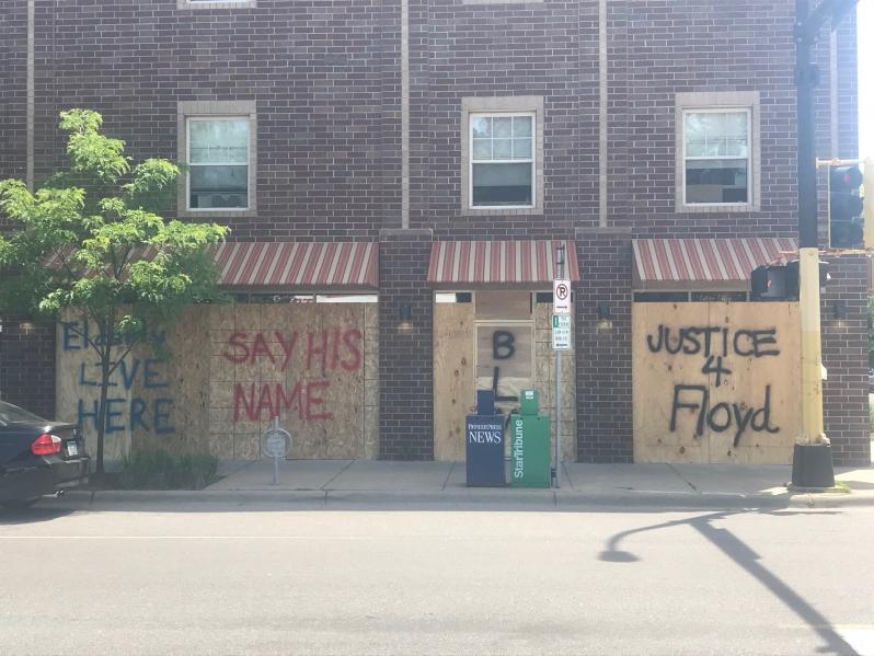 Minneapolis after the riots