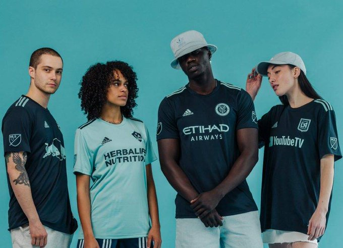 2019 MLS x Parley kits