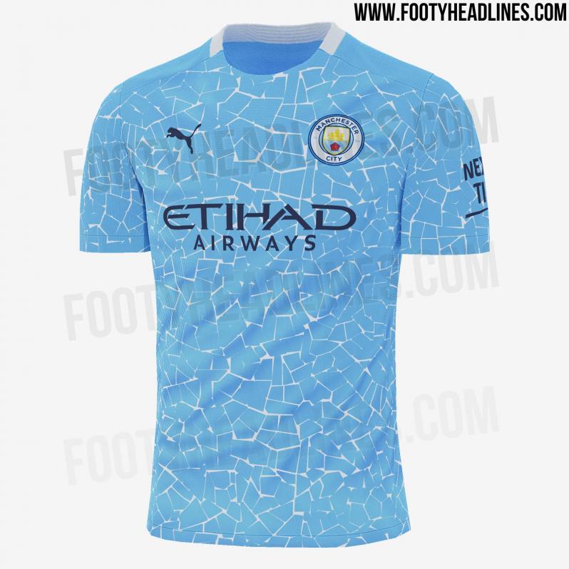 Leaked 2020-21 Soccer Jerseys: The Latest European Kit ...