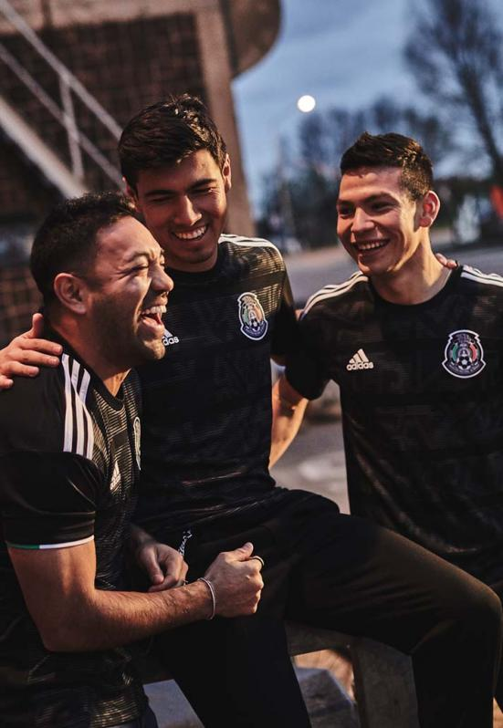 5b69899c237 Mexico Home Jersey 2019 Gold Cup Unveiled By Adidas