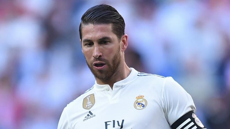 Sergio Ramos is now the captain and leading defensive role for Real Madrid.