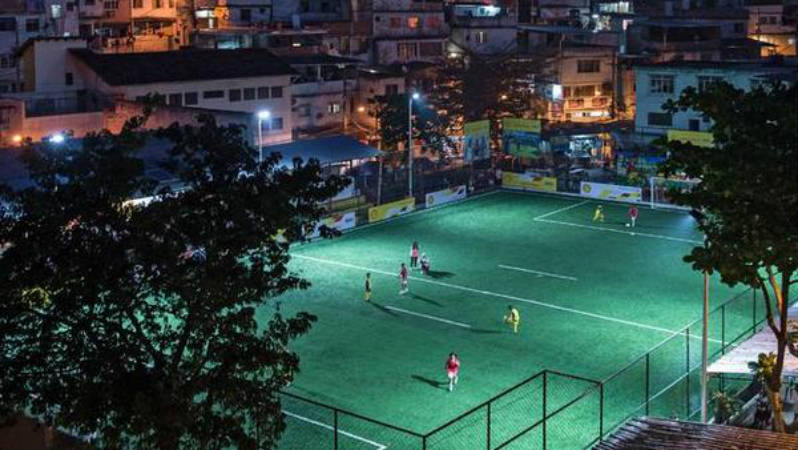 In Brazil Soccer Players Can Generate Electricity The18