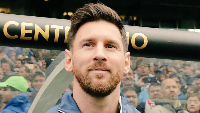 View Messi Beard Hd Pictures