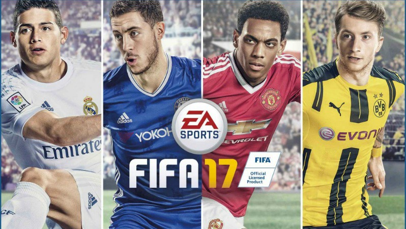 EA Sports Announce FIFA 17 Cover Athlete After Global Vote