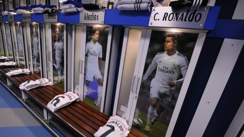 VIDEO: The Locker Room Before Real Madrid's 2014 Champions ...