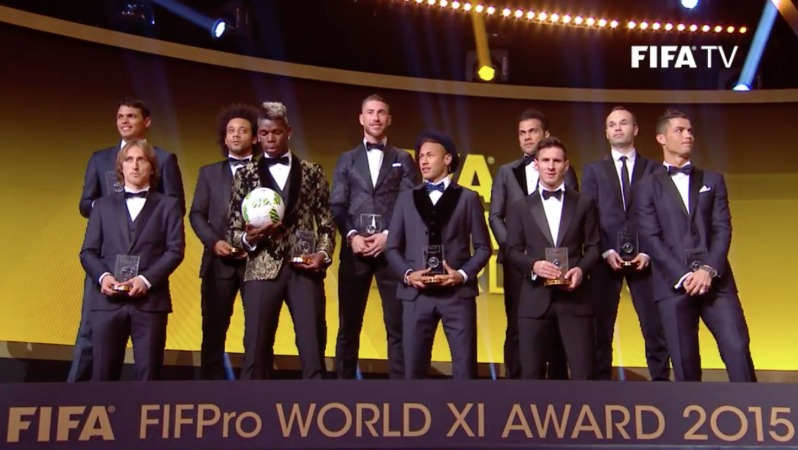 productions fifpro world xi - photo #13