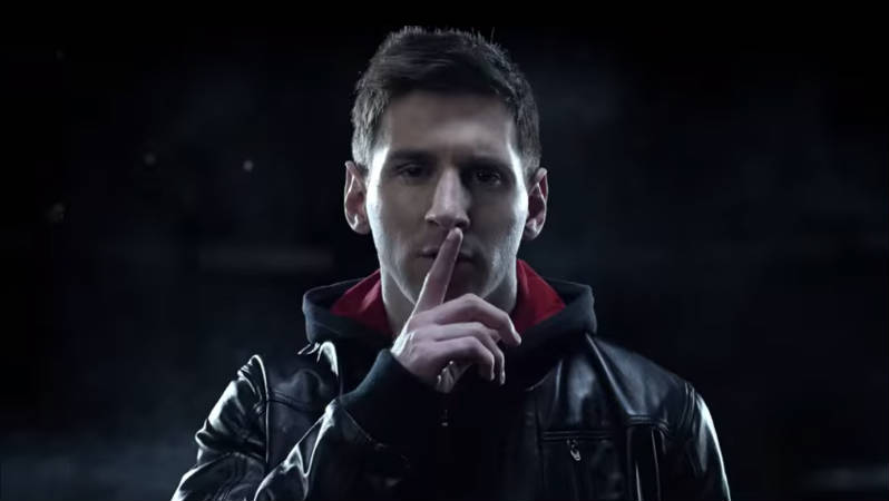 Messi Adidas Shoes Commercial