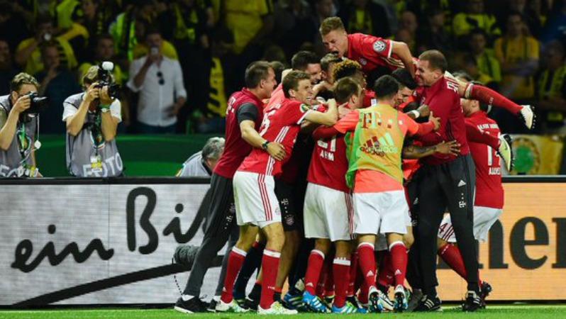 Dfb Dortmund Bayern
