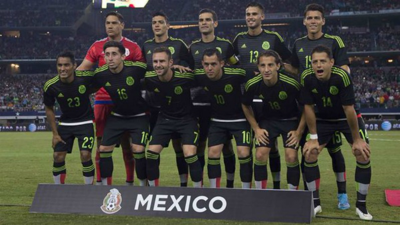 El Tri S Goals For 2016 What They Need To Do For Success