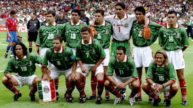 def48cfb0 Mexico World Cup Kits: Ranking The Last 50 Years