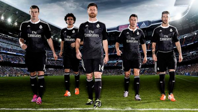 best sneakers f2d96 d9c54 New Real Madrid Jersey, Straight Out Of Game Of Thrones | The18