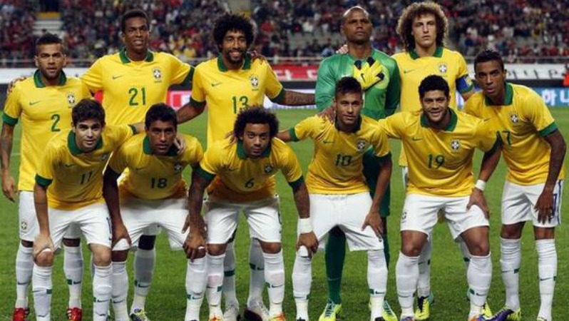 Brazil Team All Players Players on Brazil's World Cup