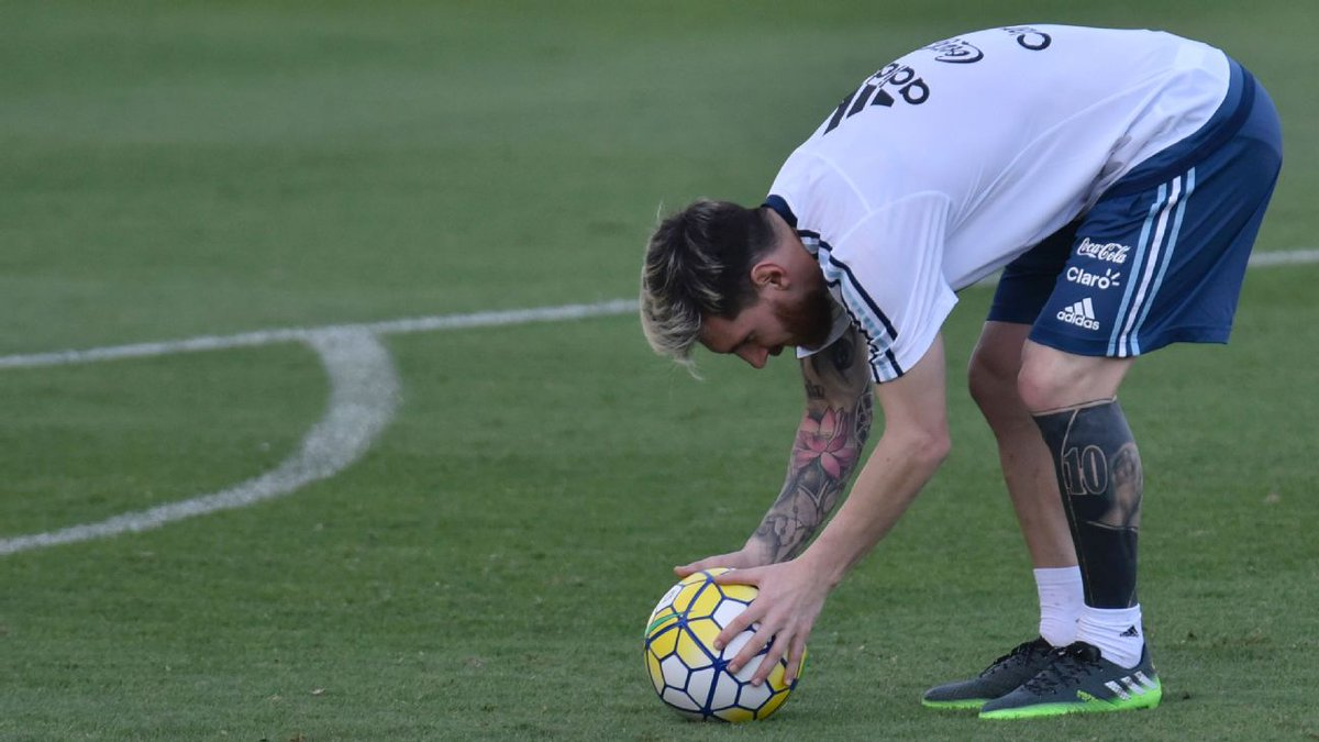 Messi S Tattoos: We Are Very Confused By Messi's New Tattoo