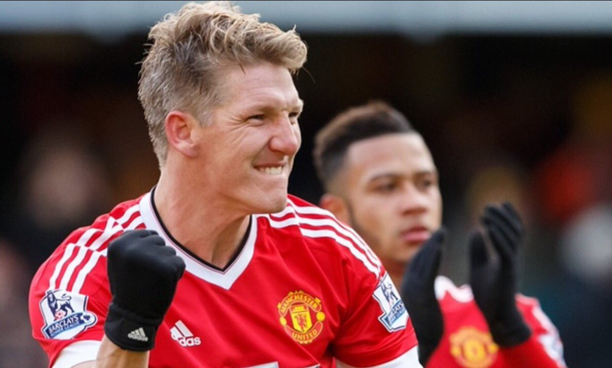 Bastian Schweinsteiger Briefly Played In A Soccer Game For