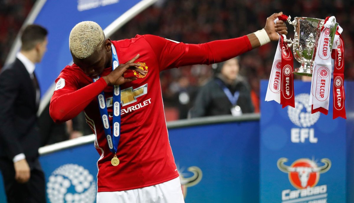 Paul Pogba Proclaims Dab Is Dead, Billy Dance Is In
