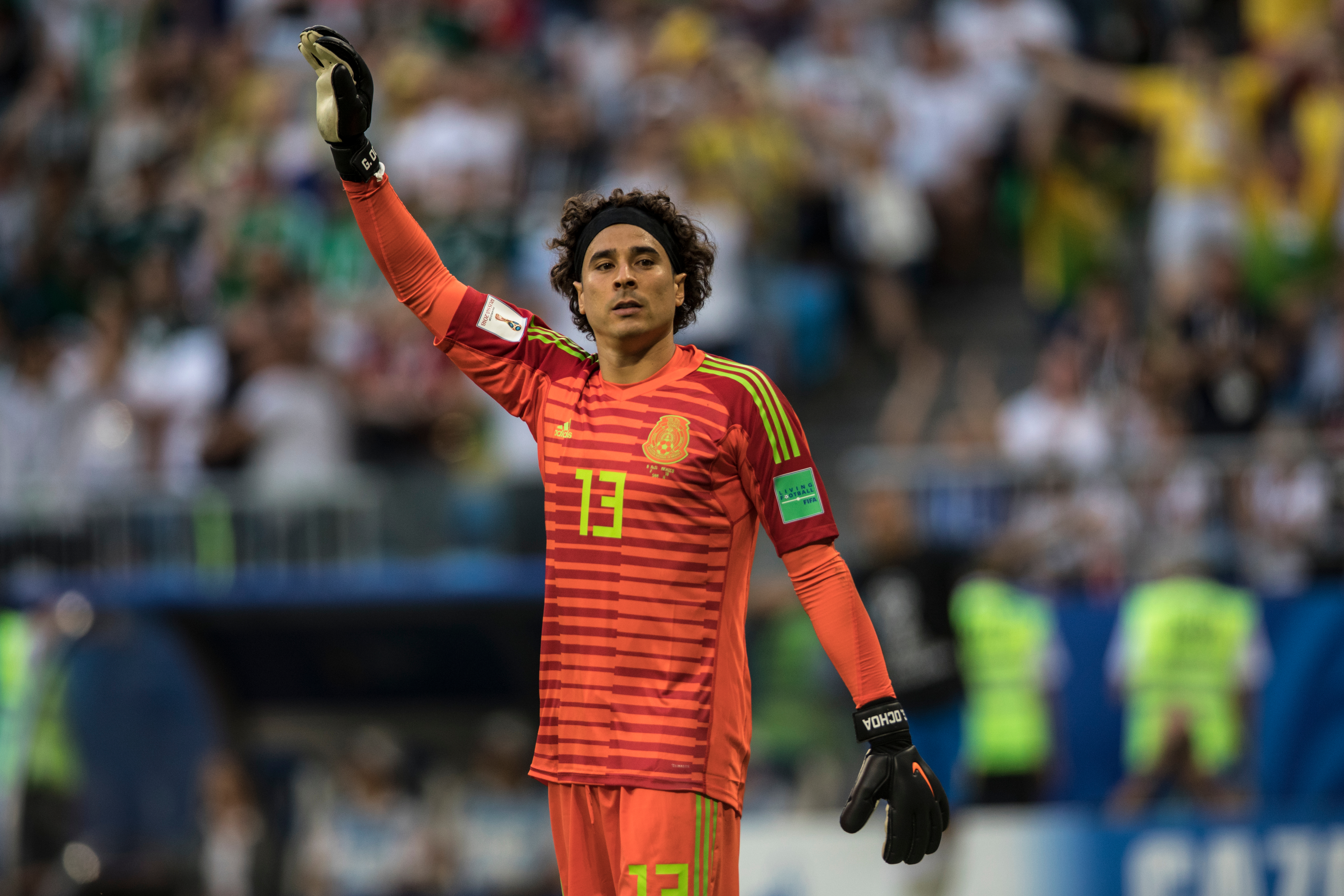 0ac2fbf0464 Guillermo Ochoa Silver Glove Award At The World Cup Is Deserved