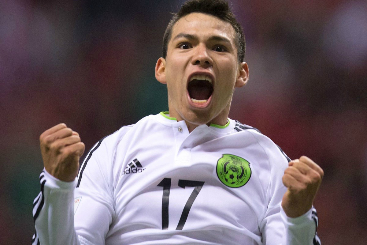 Social Learning Is More Than Just >> Chucky Lozano Is Mexico's Scariest Player. Here's Why.
