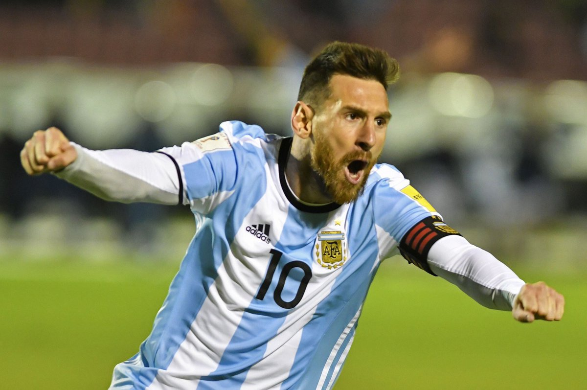 Lionel Messi World Cup Qualifying Highlights