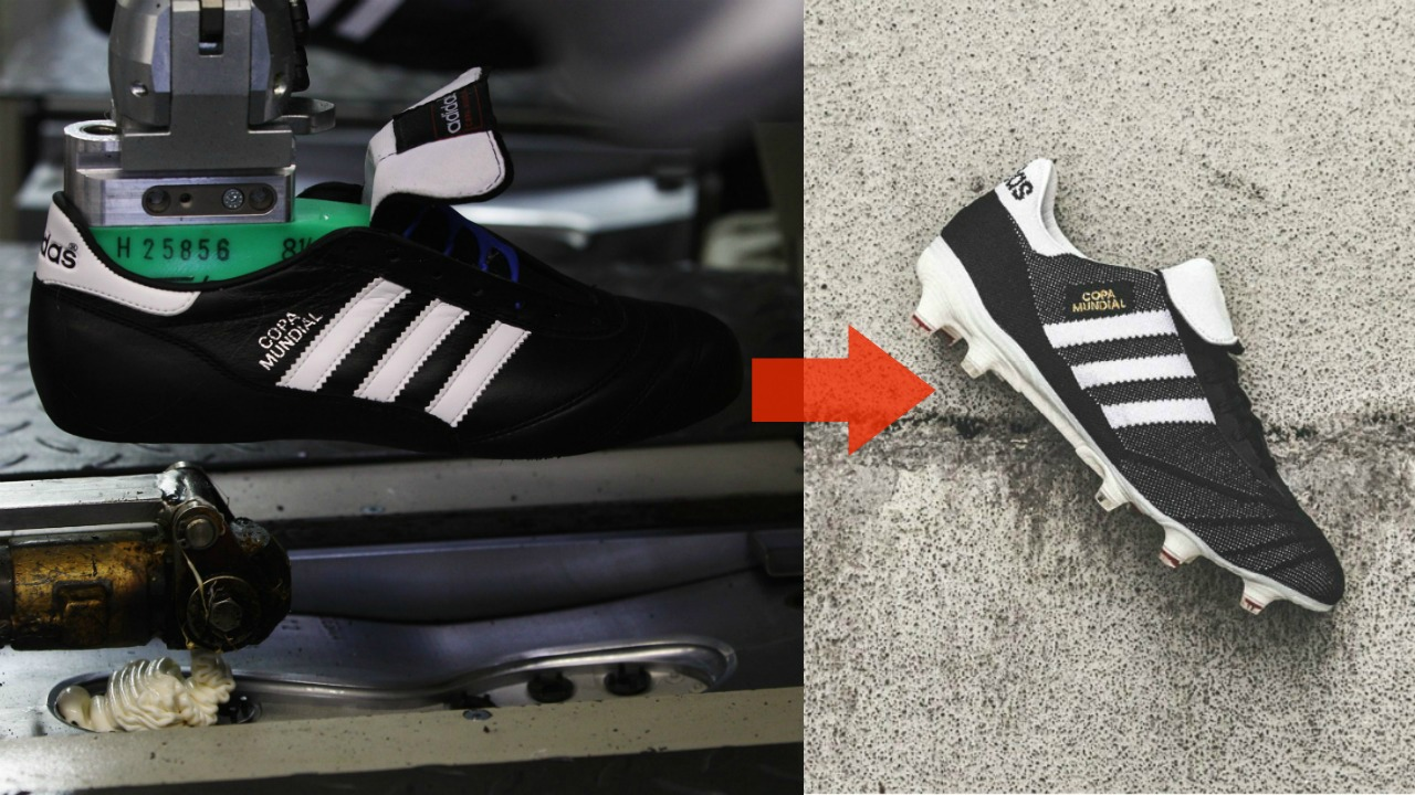 63e8d0d4f Adidas COPA70 Cleats Celebrate 70-Year Anniversary Of The Company