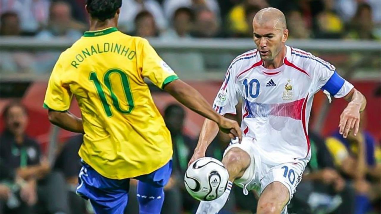 Zinedine Zidane 2006 World Cup Performance And Highlights