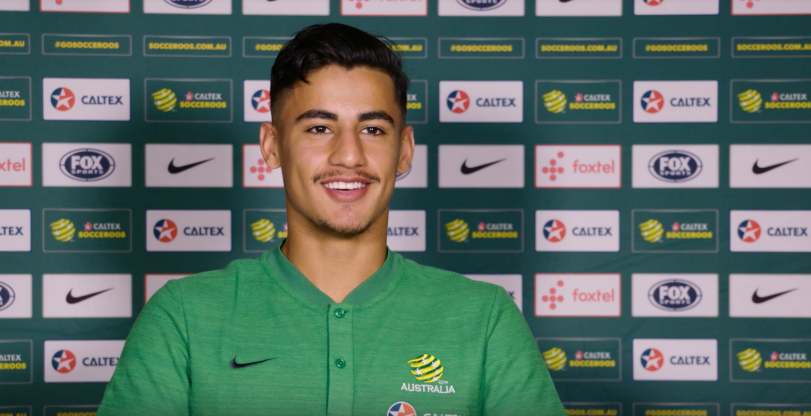 45214ad22 Youngest Player At World Cup 2018  Who Is Daniel Arzani