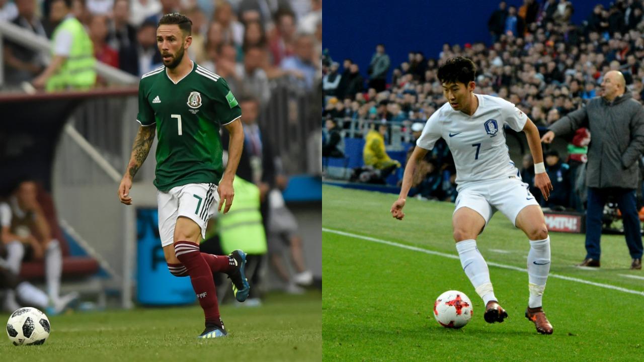 Mexico Vs South Korea