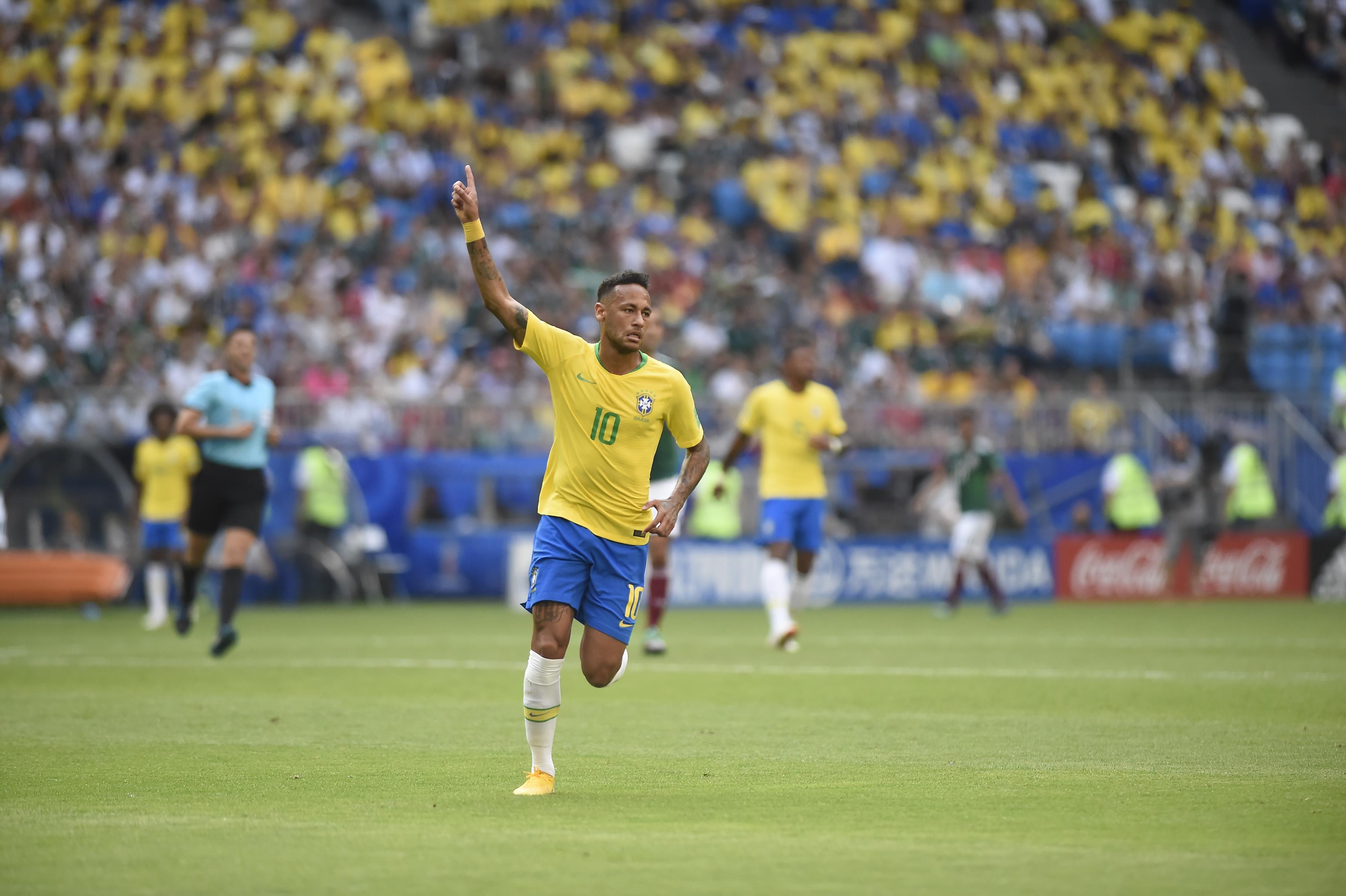 brazil national football team roster