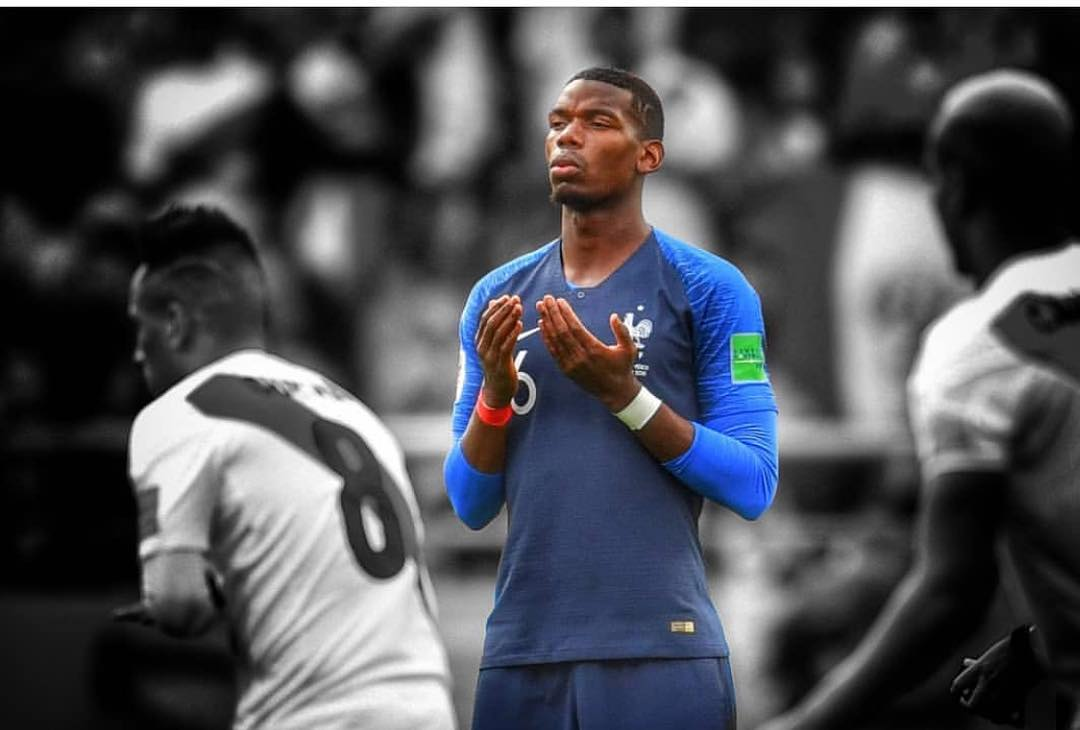 Paul Pogba Religion How Islam Shapes The French Midfielder