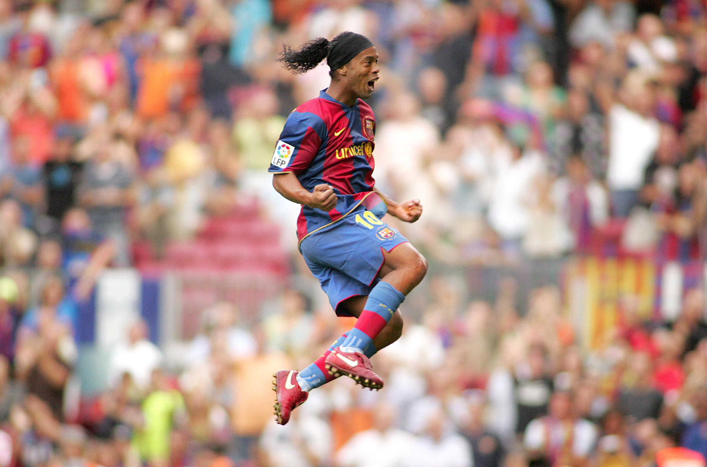 Why Ronaldinho Barcelona Involvement Will Be Decreasing