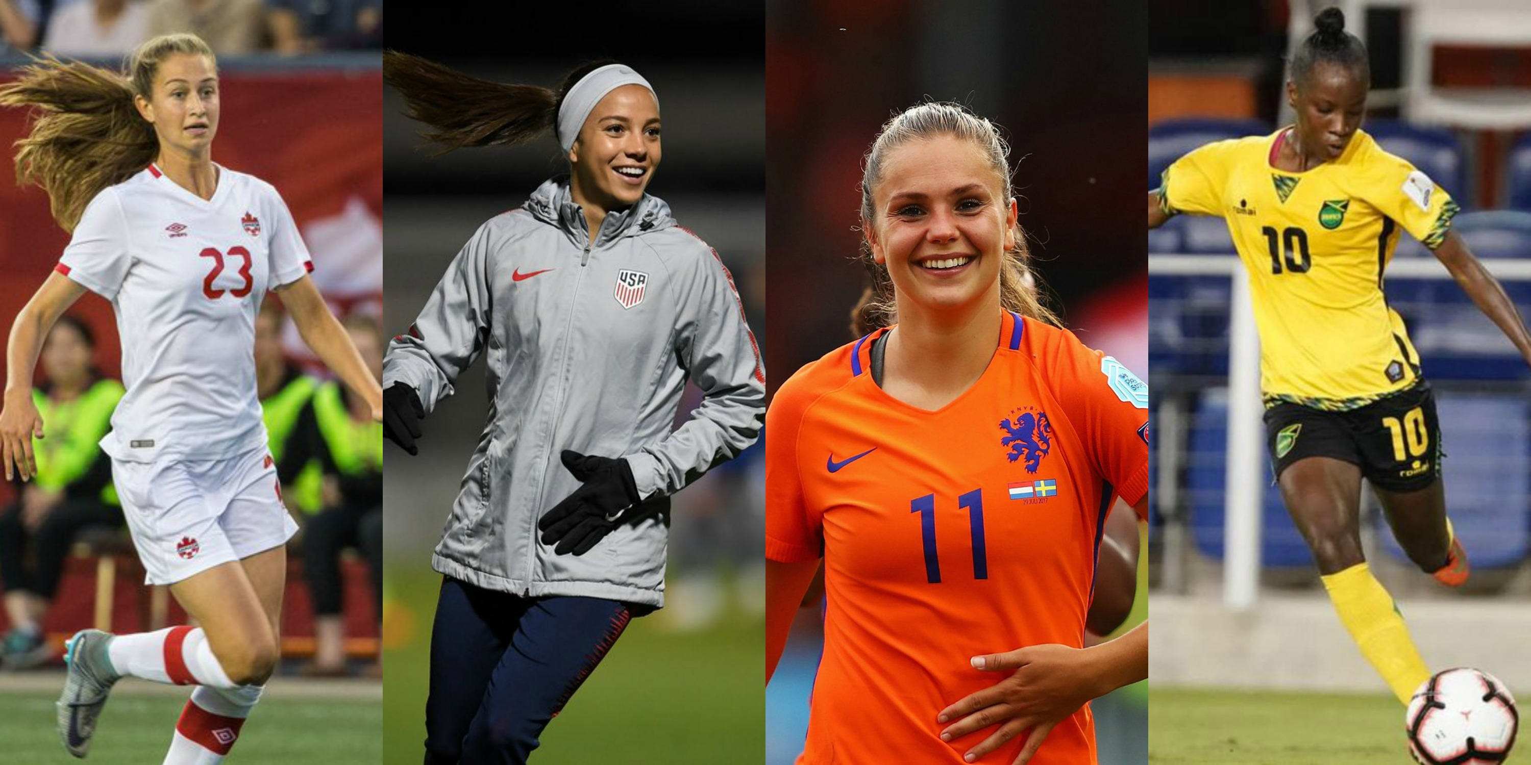 Best Futbol Players 2019 18 Women's World Cup Players You'll Fall In Love With In 2019