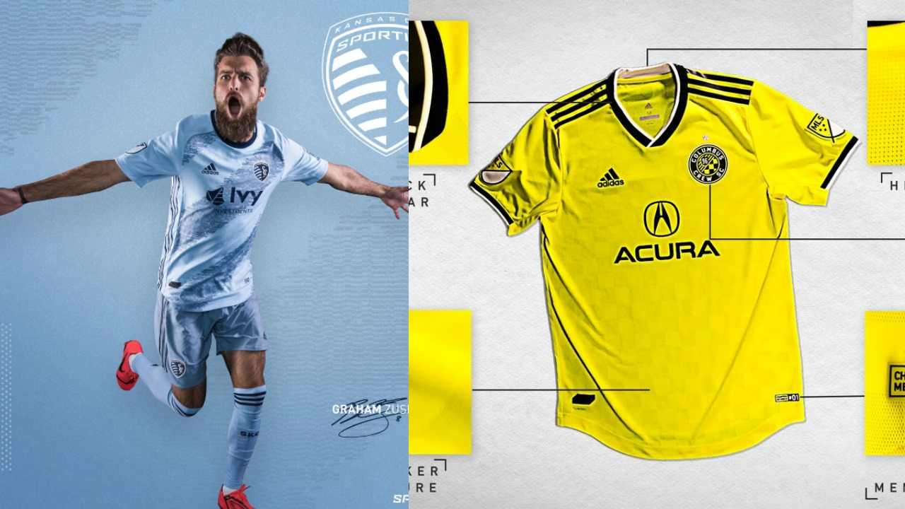 93828c445e6 2019 MLS Jerseys: The Good, Bad And Ugly From The Annual Adidas Update
