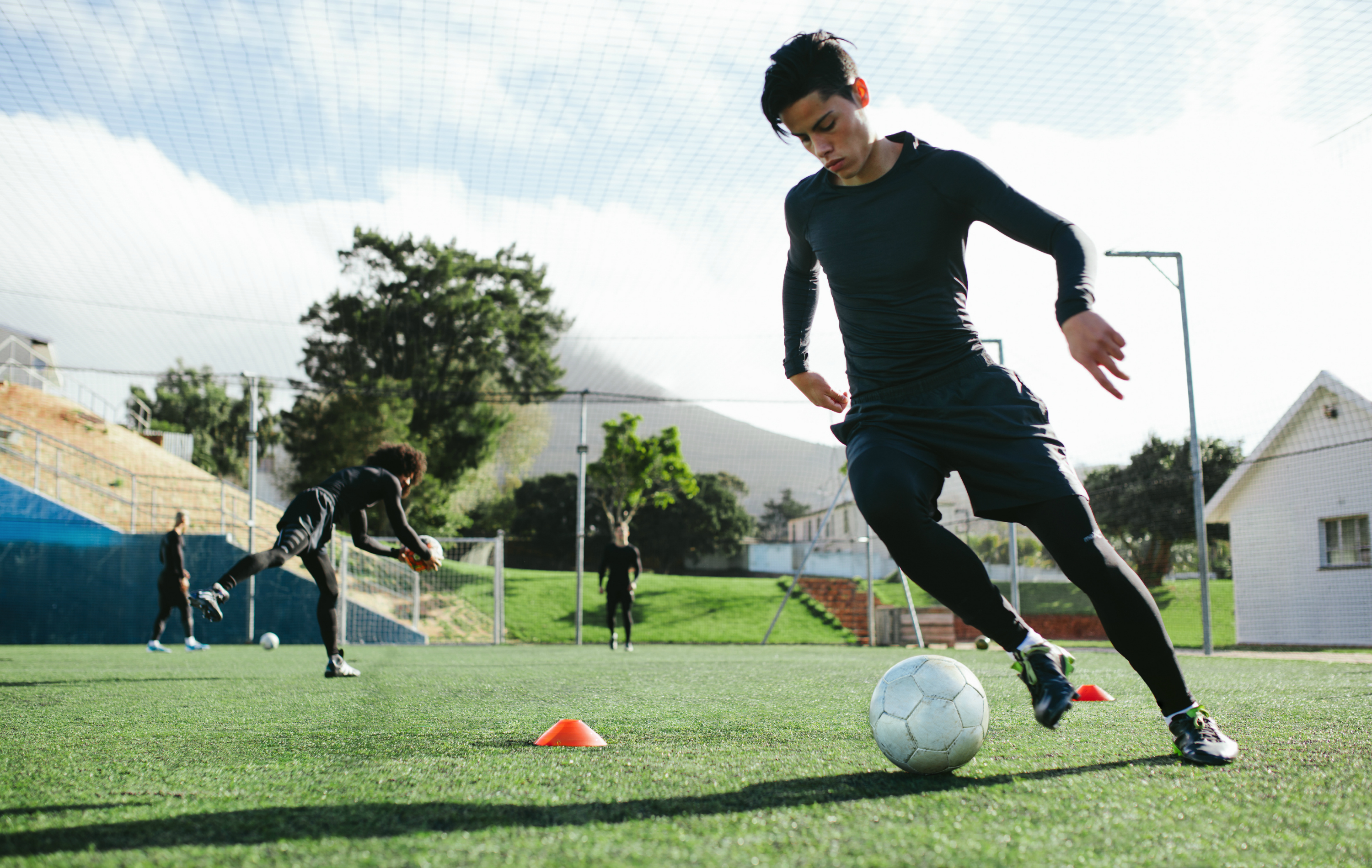 Soccer Players: The Best Soccer Training Equipment For Players (2019