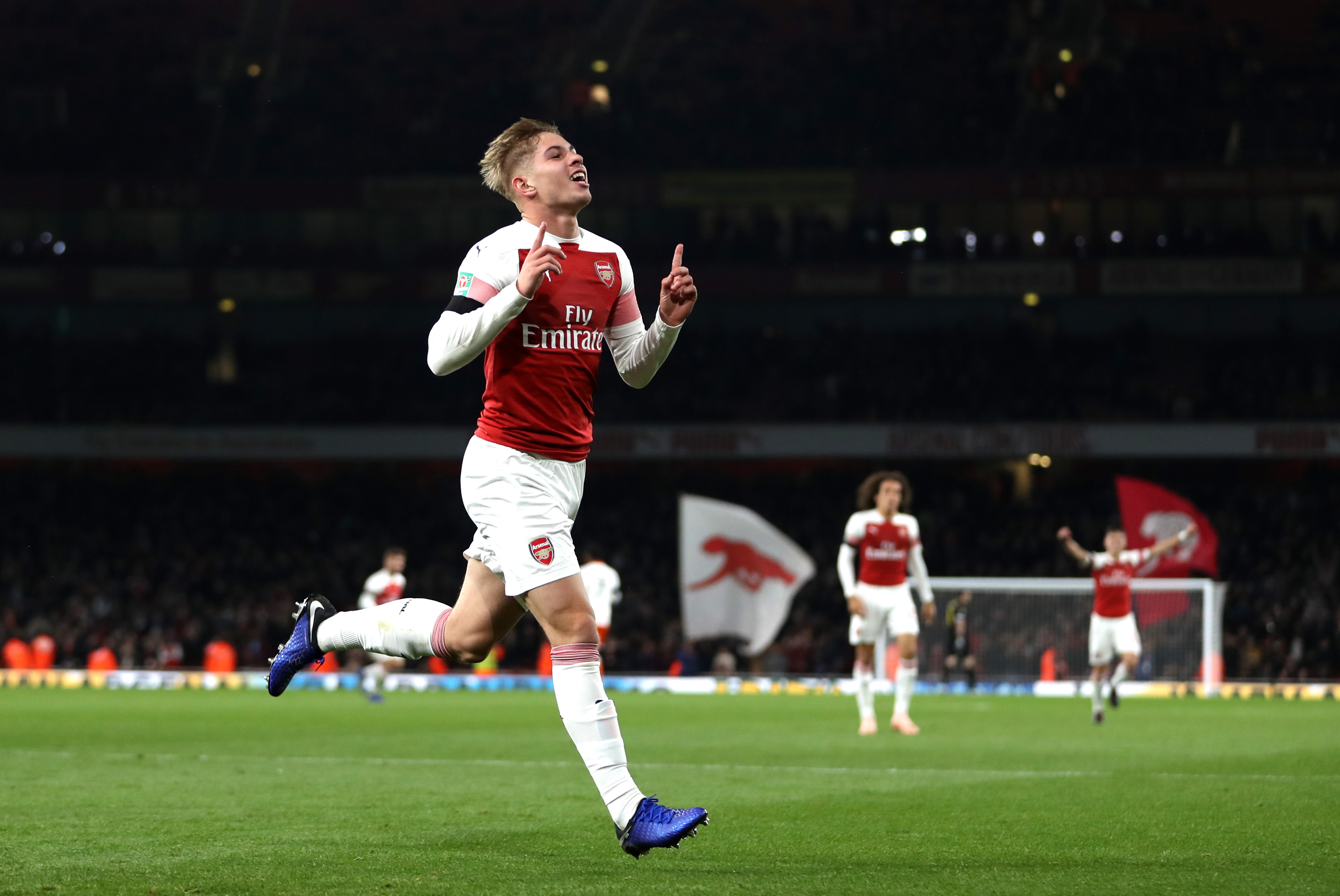 Arsenal Fans Bother Leipzig Twitter Admin About Emile Smith Rowe