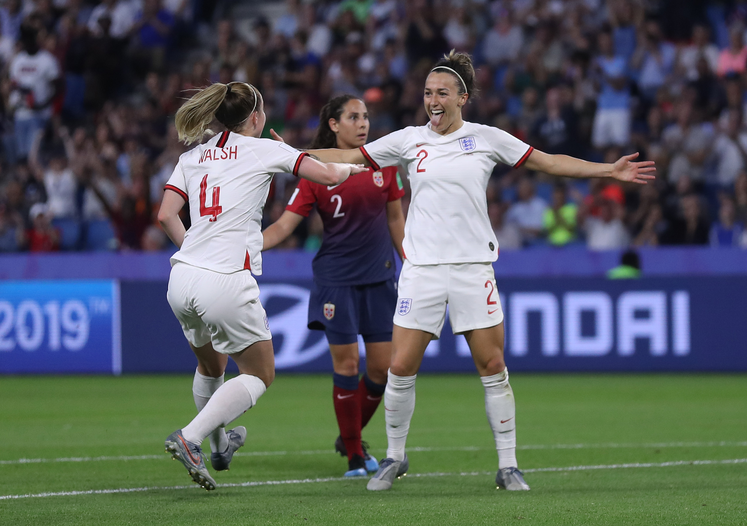 1751ae00 England vs Norway Highlights: Lucy Bronze's Magnificent Strike