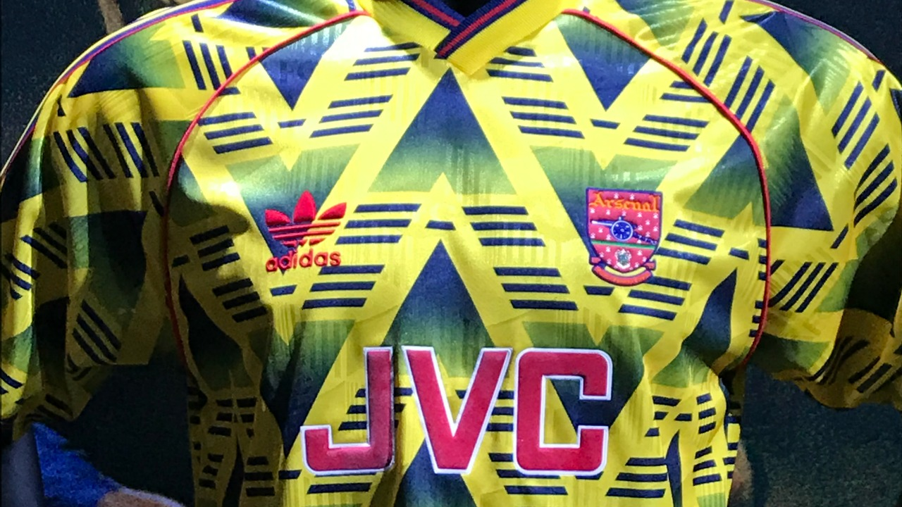 Hugely Anticipated Arsenal Away Kit Has Finally Been Revealed