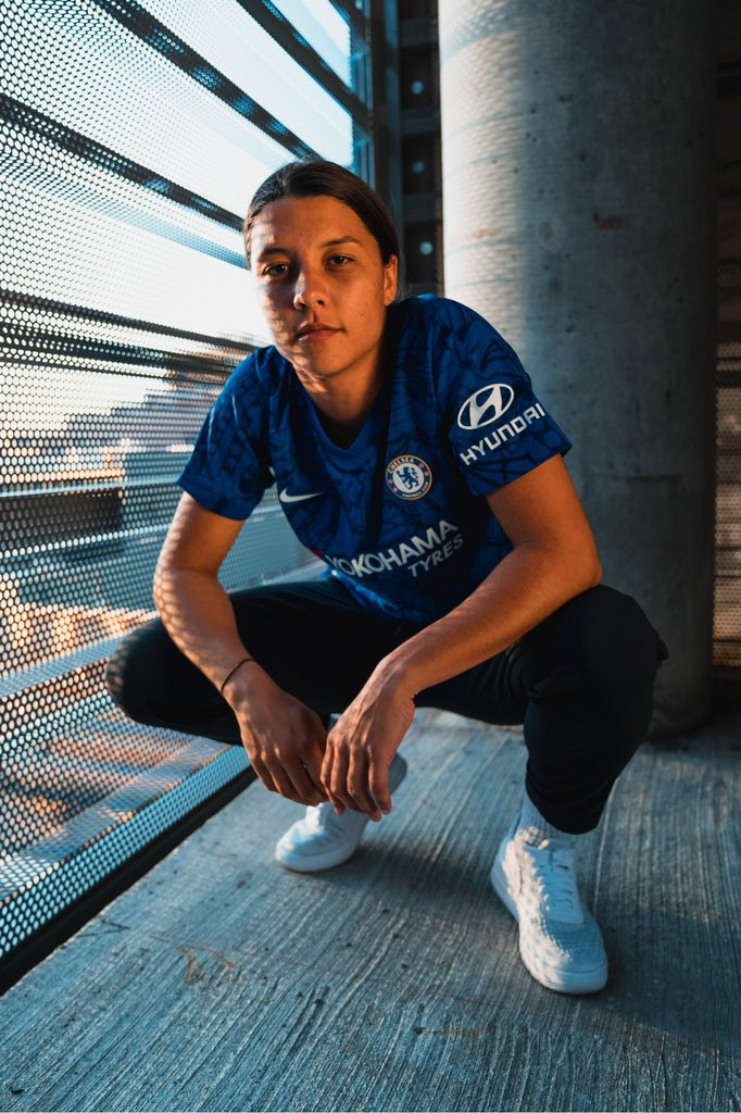 Sam Kerr Chelsea Contract Numbers Show Why She Left NWSL
