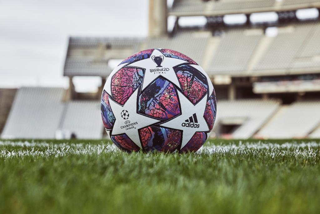New Champions League Ball For 2020 Is A Beauty