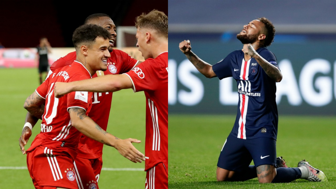 It's PSG Vs Bayern Munich In UCL Final, Presented By Barcelona