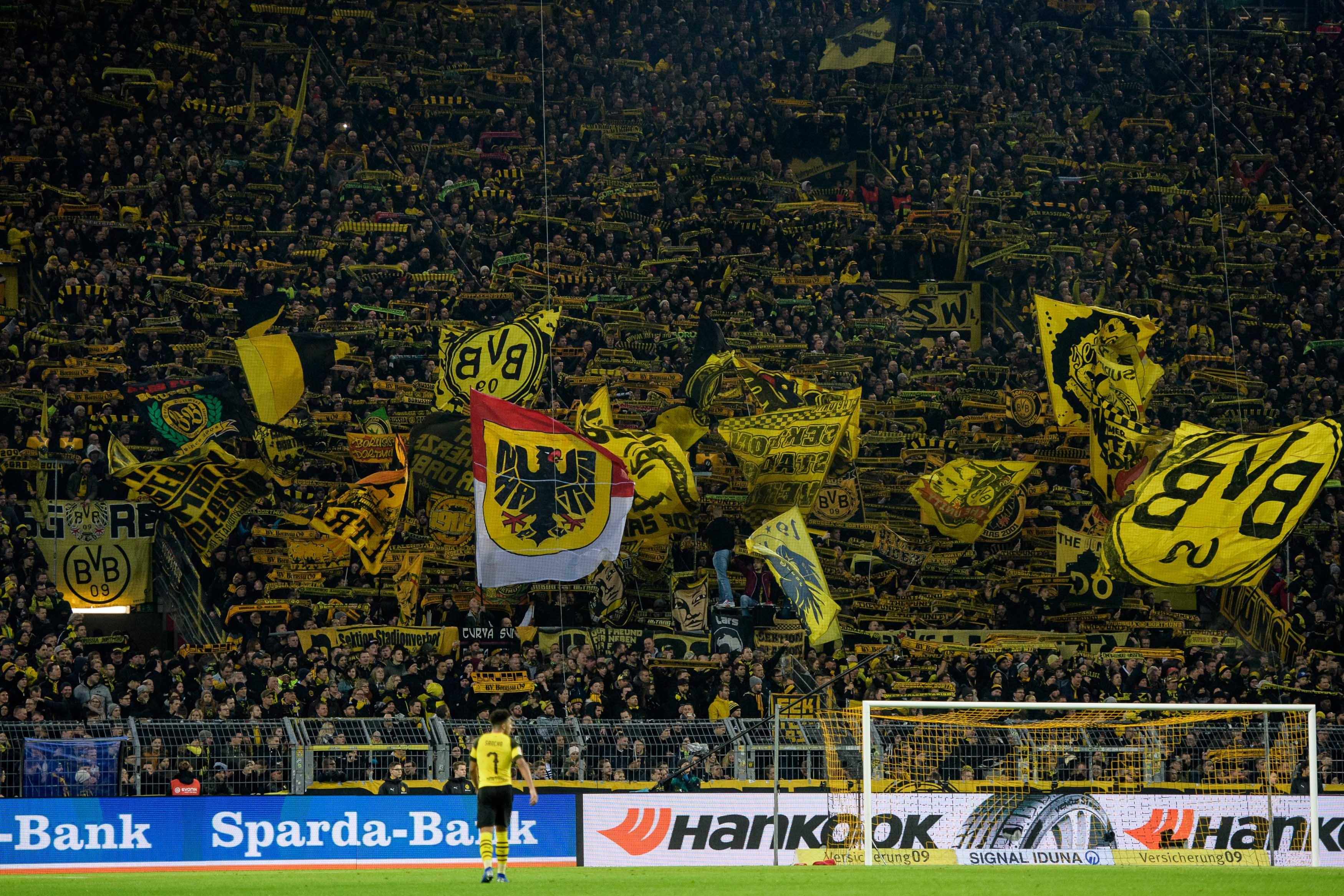 Famous Stands In Football 10 Loudest Sections In The World